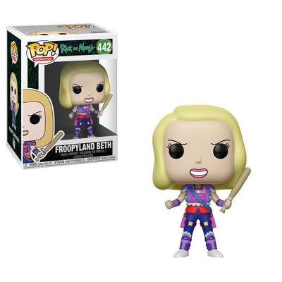 POP! Animation: Rick and Morty Froopyland Beth