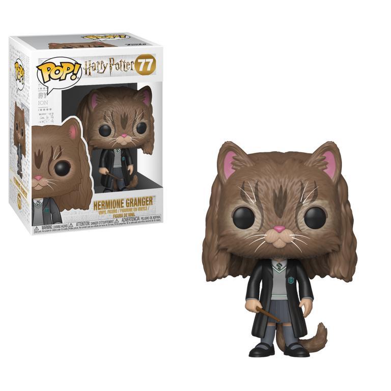 POP! Harry Potter: Hermione Granger as Cat