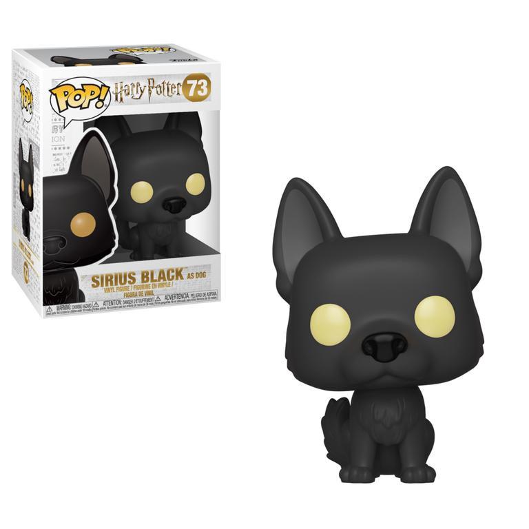 POP! Harry Potter: Sirius Black as Dog