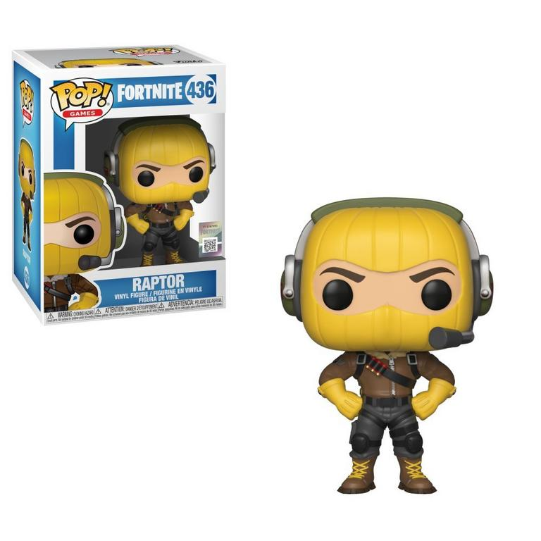 POP! Games: Fortnite - Raptor