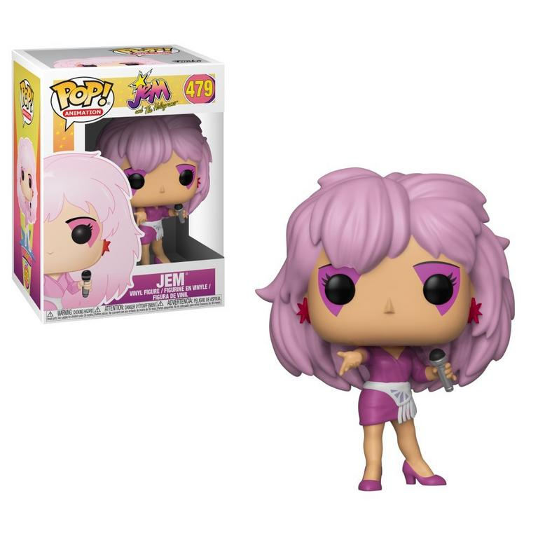 POP! Animation: Jem and the Holograms Jem