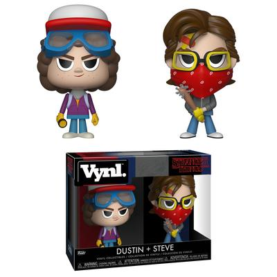 VYNL: Stranger Things Steve and Dustin 2 Pack