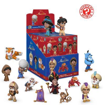 Mystery Minis: Disney Aladdin Blind Box Figure