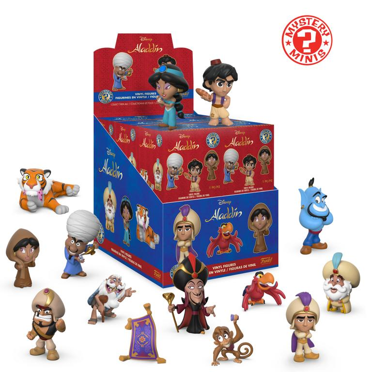 Mystery Minis: Disney Aladdin Blind Box Figure