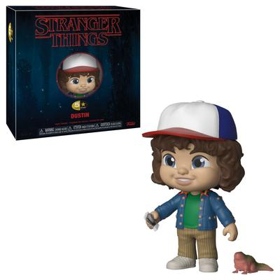 5 Star: Stranger Things Action Figure - Dustin