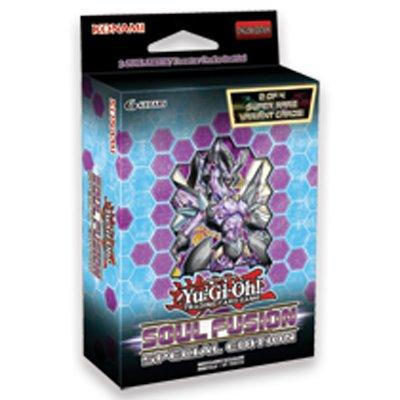 Yu-Gi-Oh! Soul Fusion Special Edition Trading Cards
