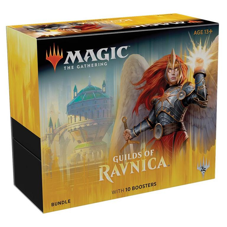 Magic the Gathering: Guilds of Ravnica Bundle Pack Trading Cards