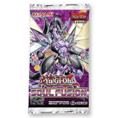 Yu-Gi-Oh! Soul Fusion Blister Trading Cards