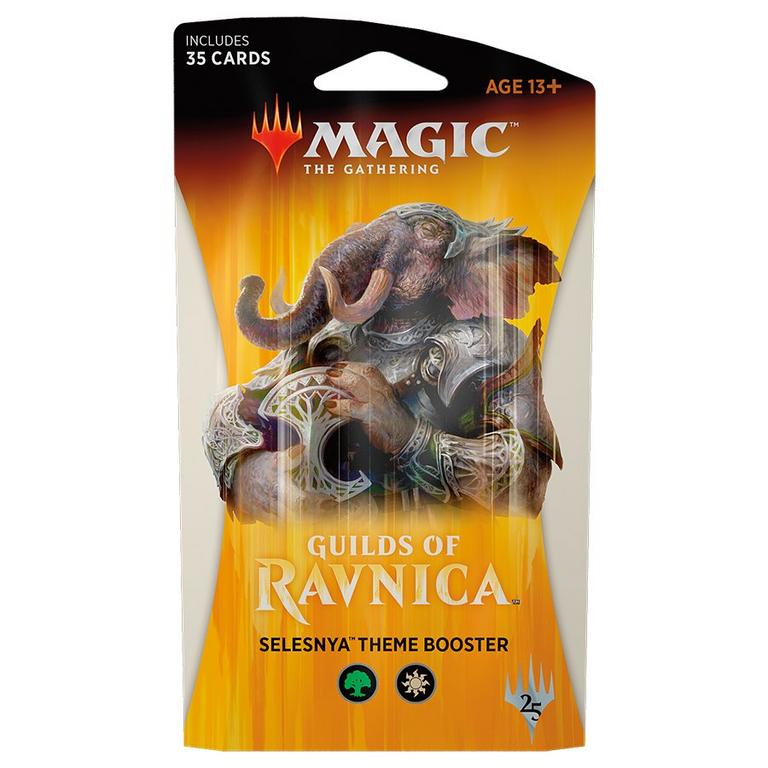 Magic the Gathering: Guilds of Ravnica Themed Blister Trading Cards