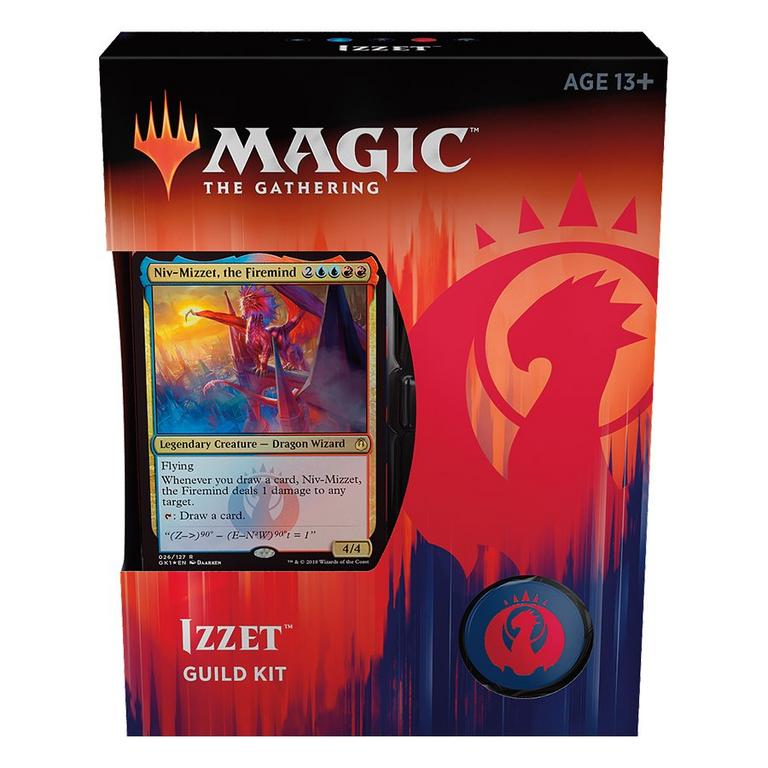 Magic: The Gathering Guilds of Ravnica Guild Kit (Assortment)