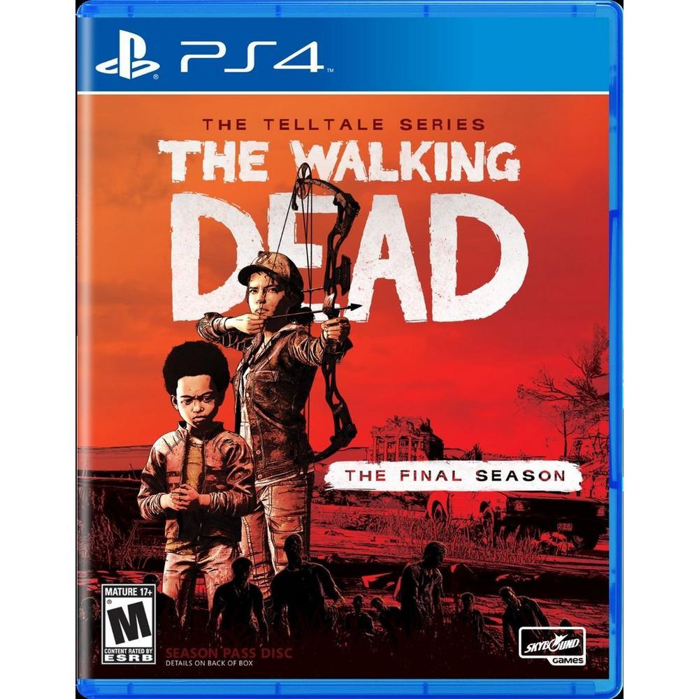 The Walking Dead - A Telltale Series - The Final Season | PlayStation 4 |  GameStop