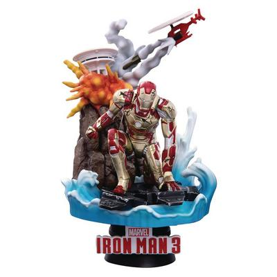 Iron Man Mark-42 D-Select Statue