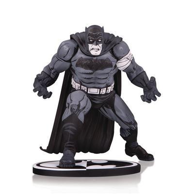 Batman by Klaus Janson Black and White Statue