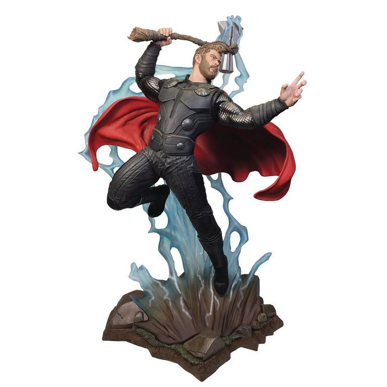 Avengers: Infinity War Thor Marvel Milestones Statue