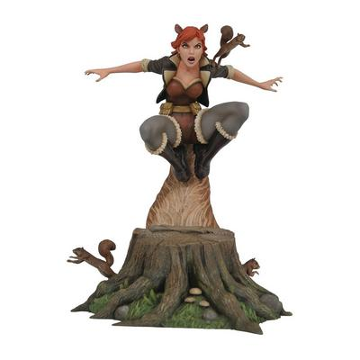 The Unbeatable Squirrel Girl Marvel Gallery Statue