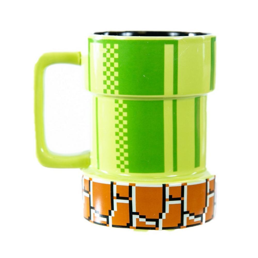 Super Mario Bros. Warp Pipe Mug