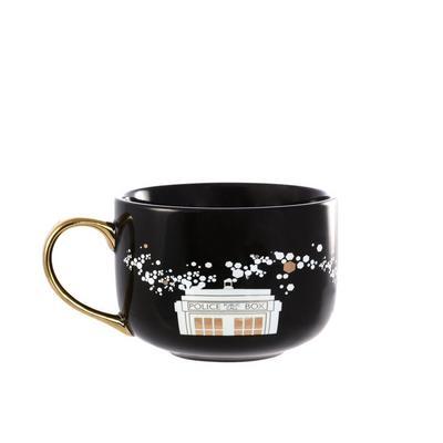 Doctor Who Latte Mug