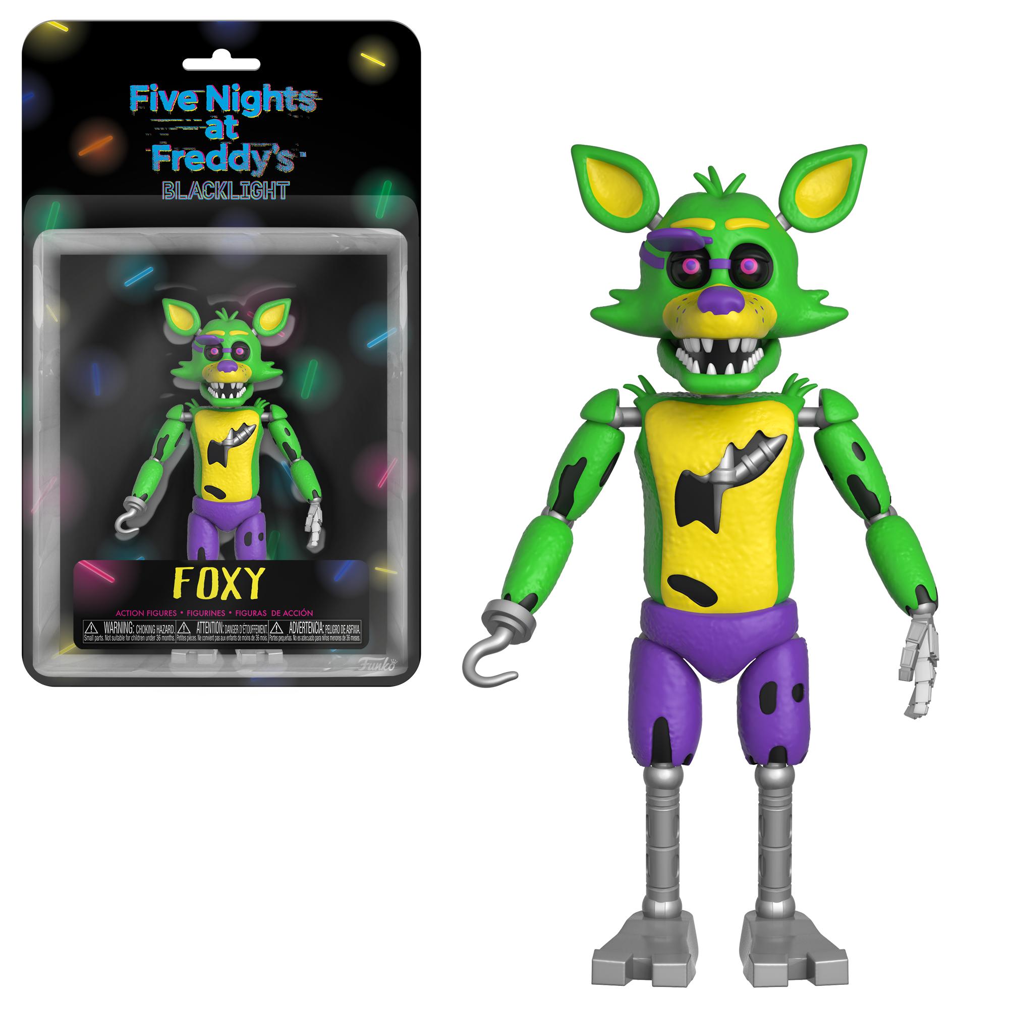 action figure Cinq Nights at Freddy/'s FNAF Freddy-Funko