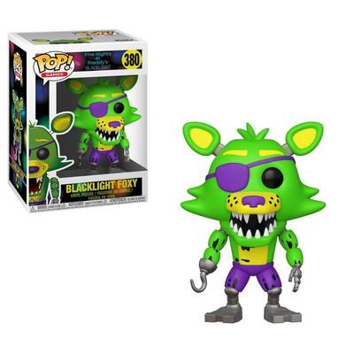 POP! Games: Five Nights at Freddy's Blacklight Foxy