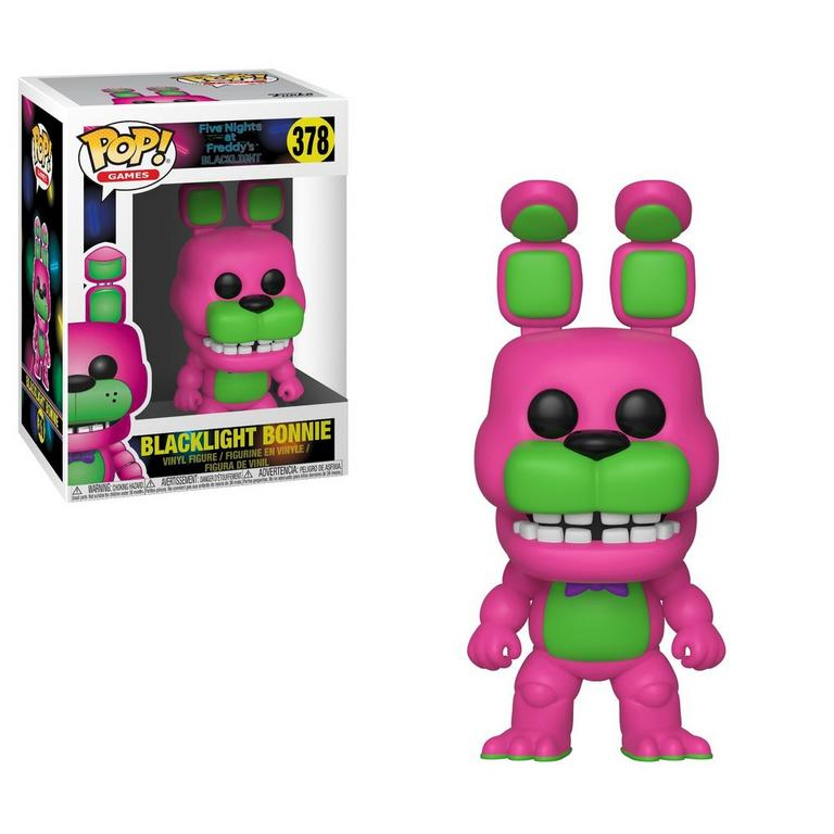 POP! Games: Five Nights at Freddy's - Blacklight Bonnie