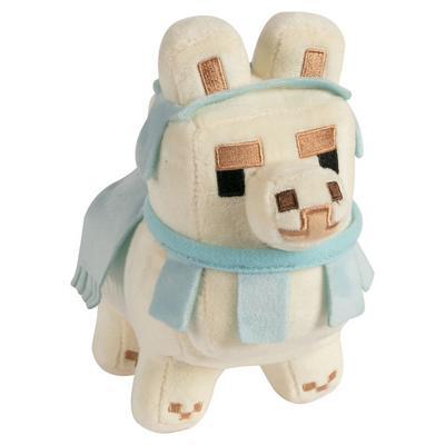 Minecraft Happy Explorer Baby Llama Plush