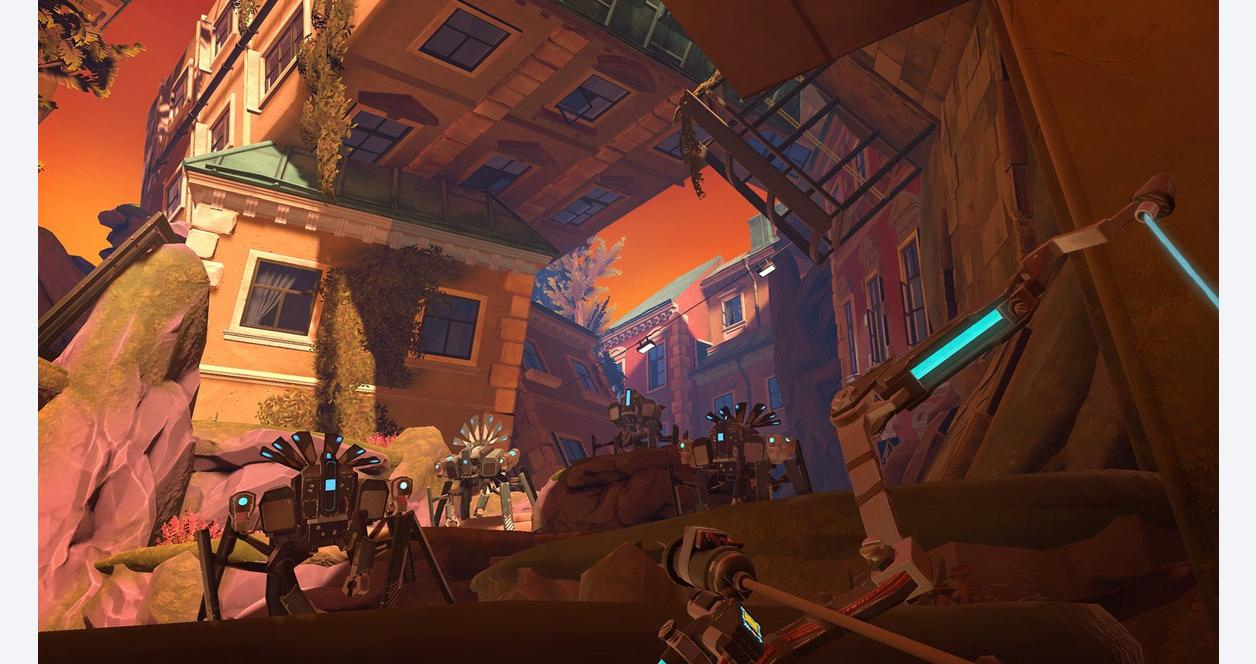 PlayStation VR Apex Construct