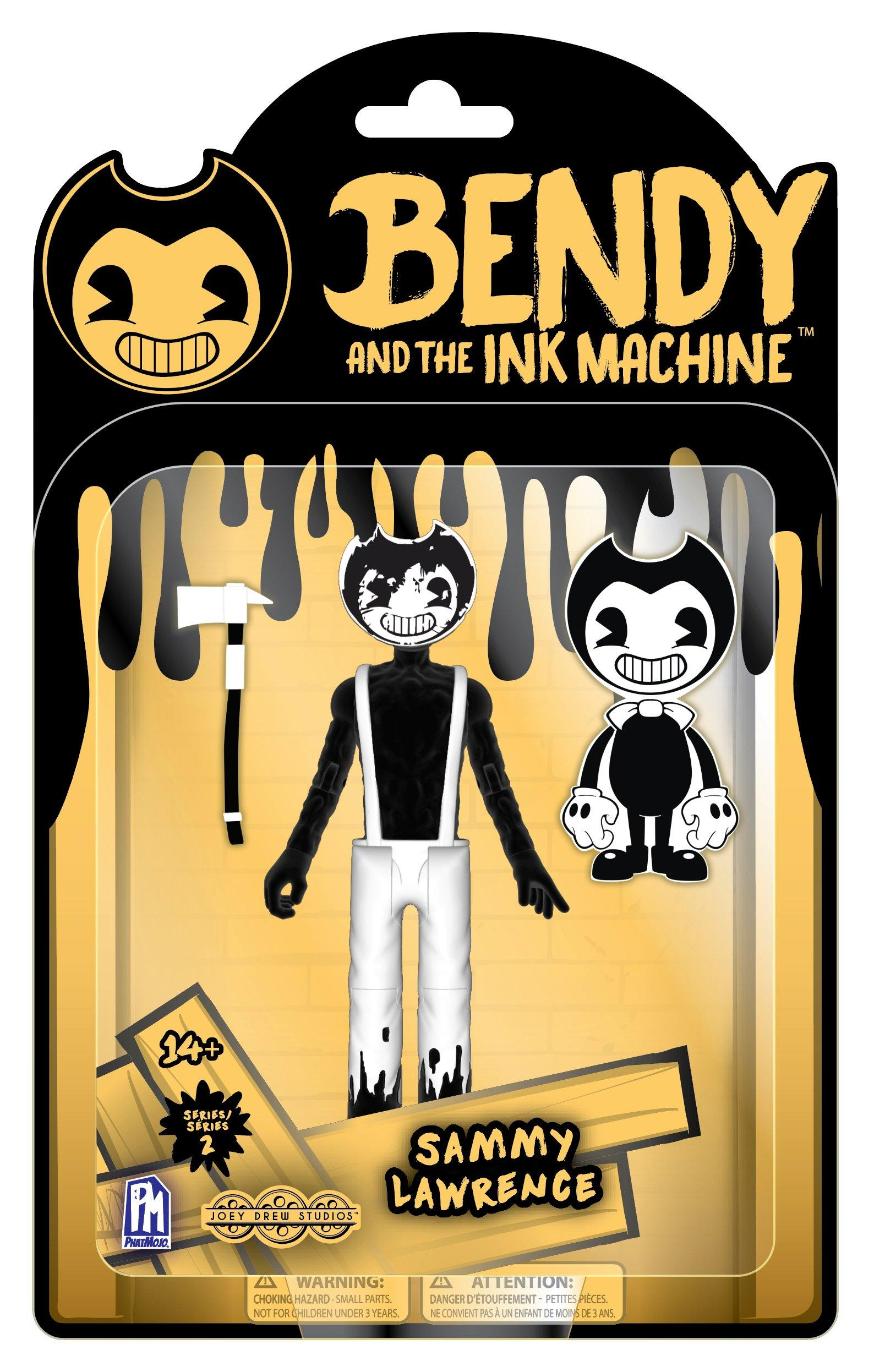 Bendy And The Ink Machine Sammy Lawrence Action Figure Gamestop Zerochan has 14 sammy lawrence (bendy and the ink machine) anime images, fanart, and many more in its gallery. bendy and the ink machine sammy lawrence action figure gamestop