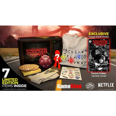 Stranger Things Collector's Box - Only at GameStop