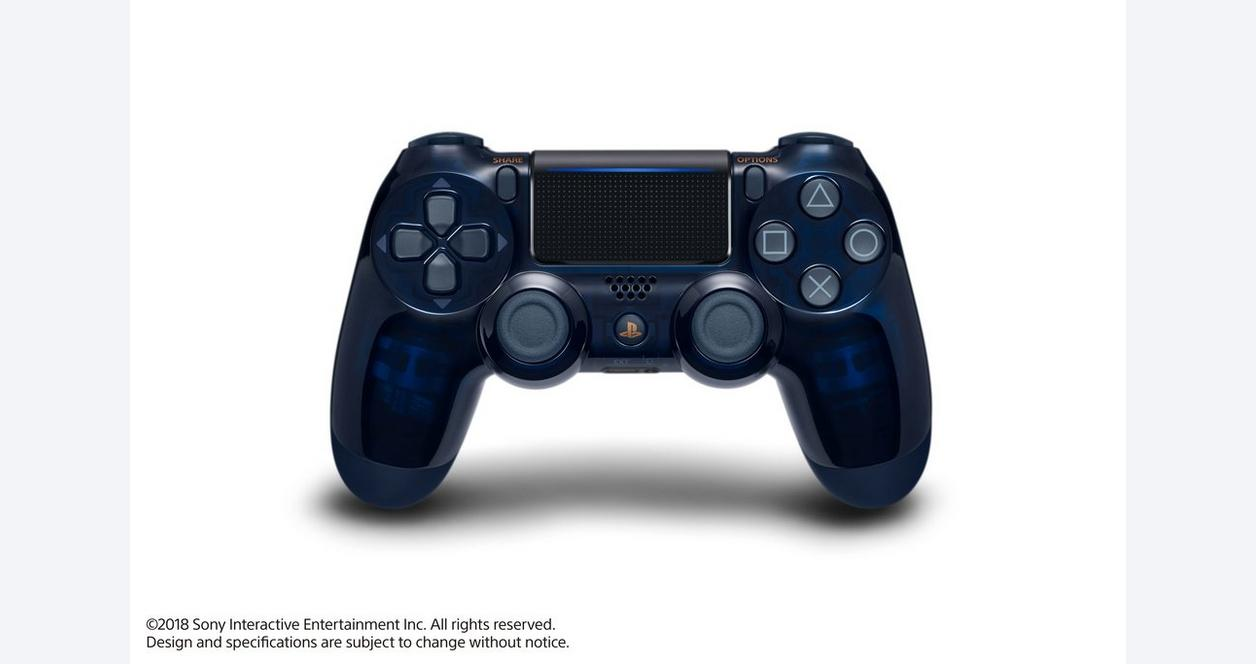 Sony DUALSHOCK 4 500 Million Limited Edition Wireless Controller