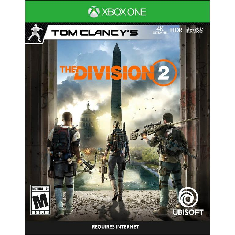 Tom Clancy S The Division 2 Xbox One Gamestop