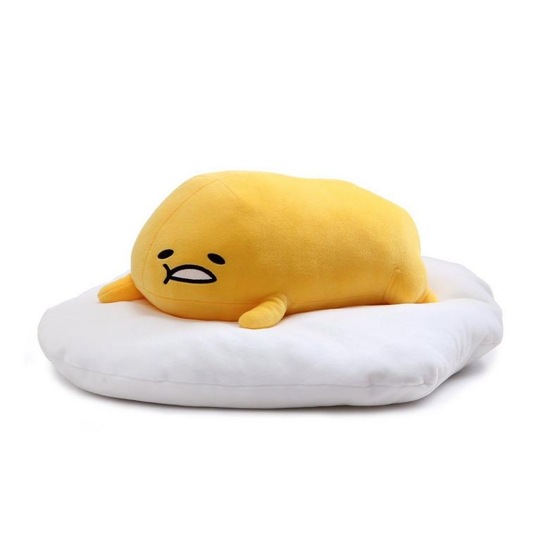 Gudetama Laying Down Plush 18 Inch