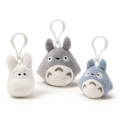 Totoro Plush Backpack Clip (Assortment)
