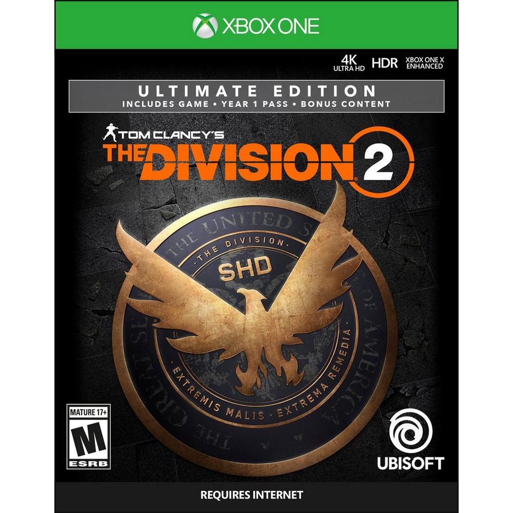 Tom Clancy's The Division 2 Ultimate Edition | Xbox One | GameStop