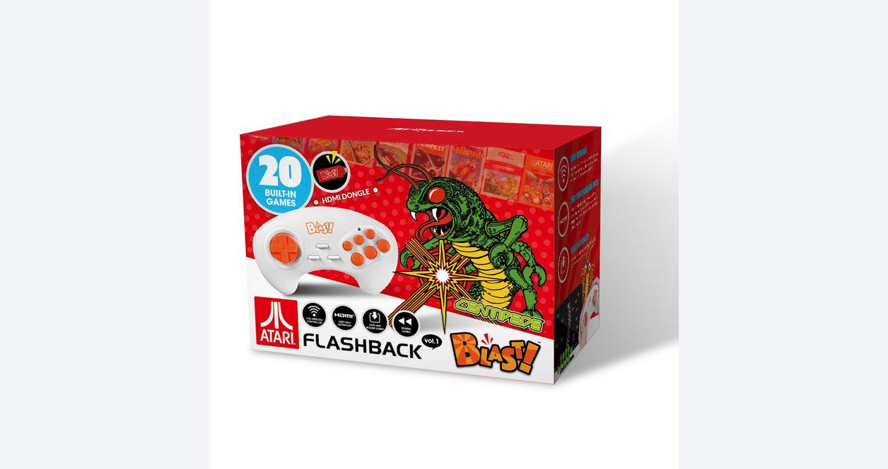 Atari Flashback Blast Vol 1