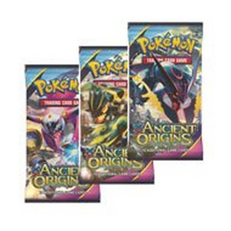Pokemon Trading Card Game: X and Y Ancient Origins Booster Pack