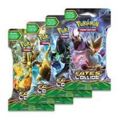 Pokemon Trading Card Game: XY Fates Collide Booster