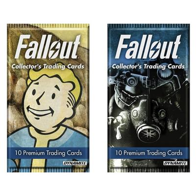 Fallout Trading Card Box