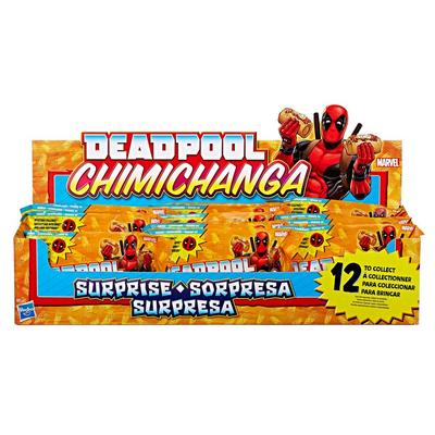 Marvel Deadpool Chimichanga Surprise with Mystery Filling (Order 1) Blind Box