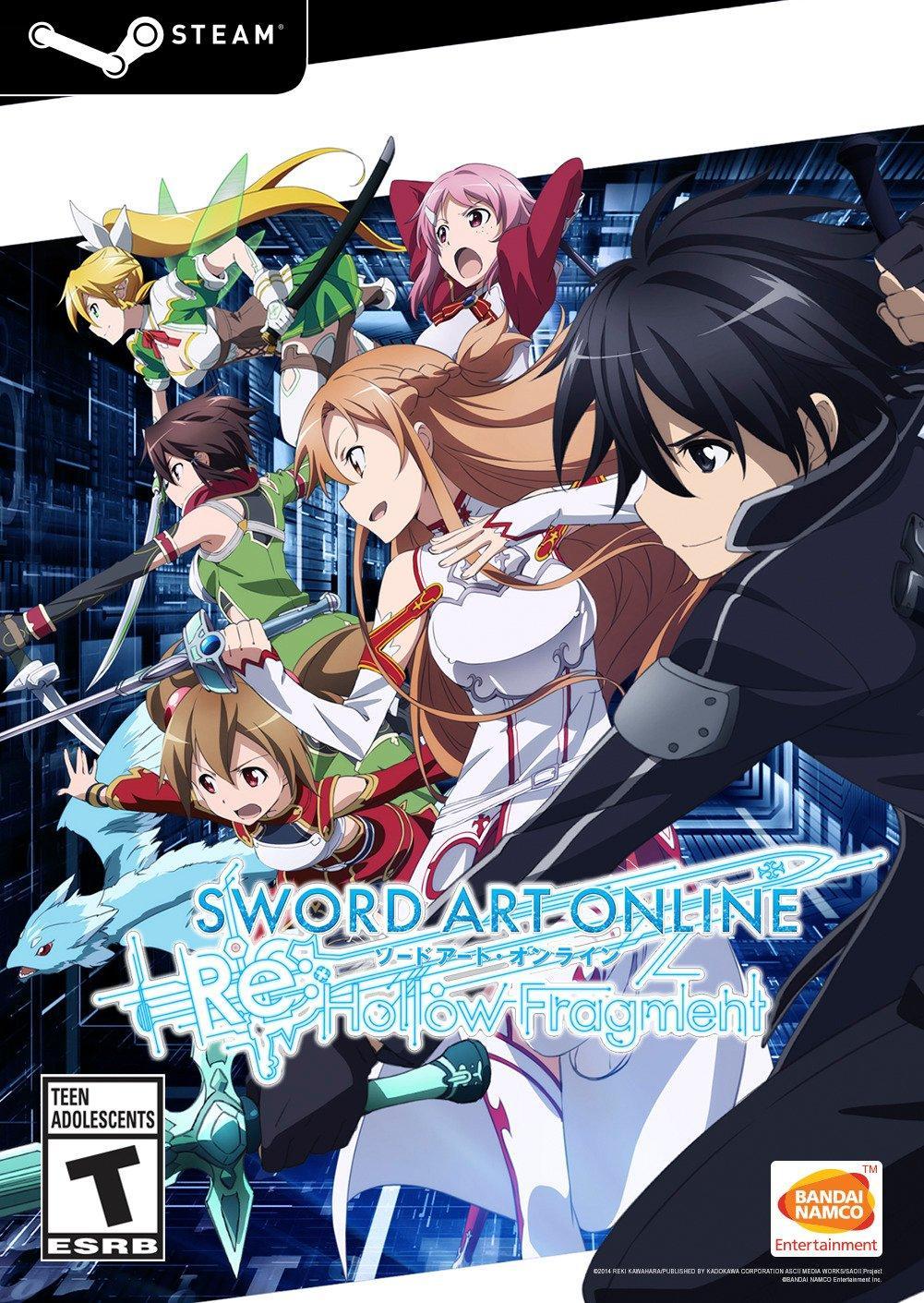 Sword Art Online re: Hollow Fragment   PC   GameStop