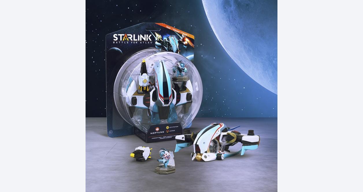 Starlink: Battle for Atlas Neptune Starship Pack