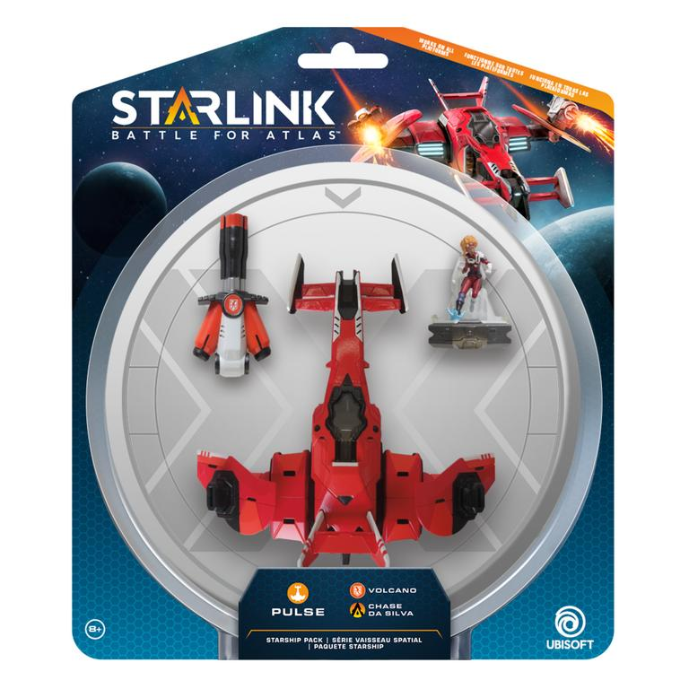 Starlink: Battle for Atlas Pulse Starship Pack