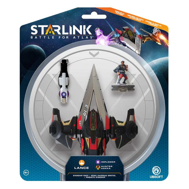 Starlink: Battle for Atlas Lance Starship Pack