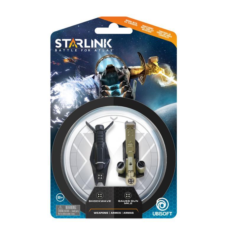 Starlink: Battle for Atlas Weapon Pack - Shockwave