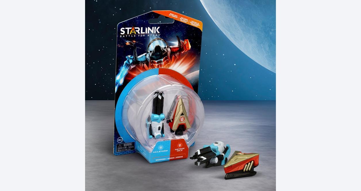 Starlink: Battle for Atlas Hailstorm Weapon Pack