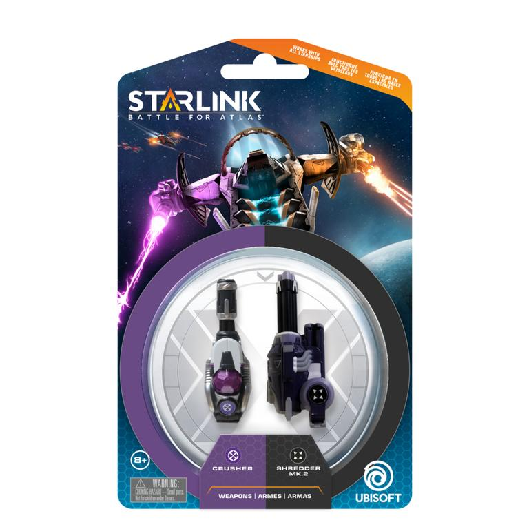 Starlink: Battle for Atlas Crusher Weapon Pack