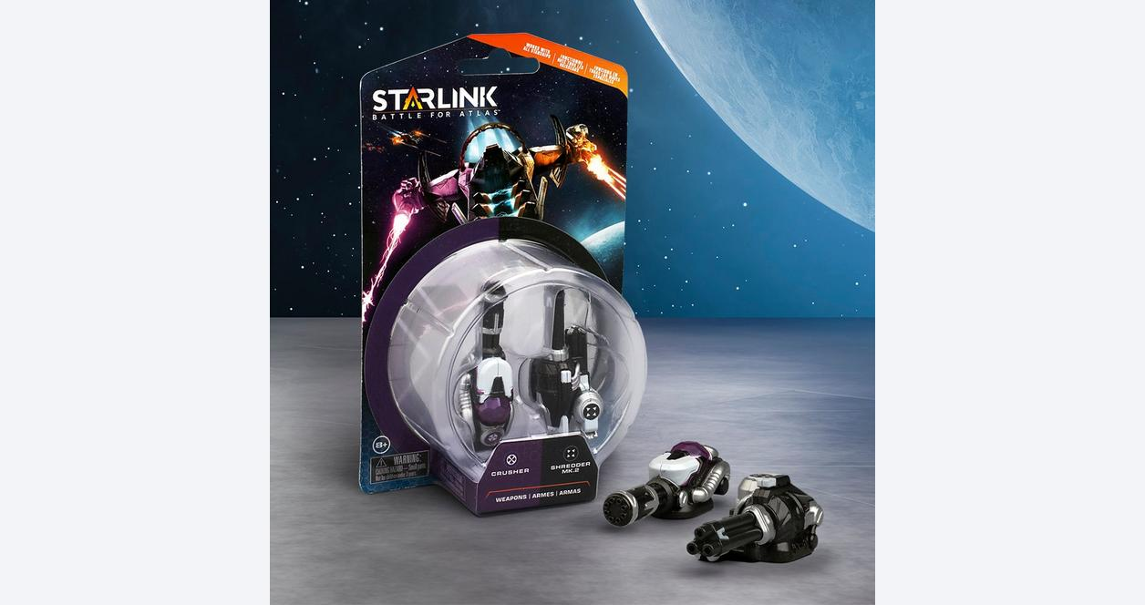 Starlink: Battle for Atlas Weapon Pack - Crusher