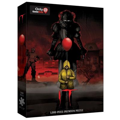 IT 'We All Float' Puzzle Only at GameStop