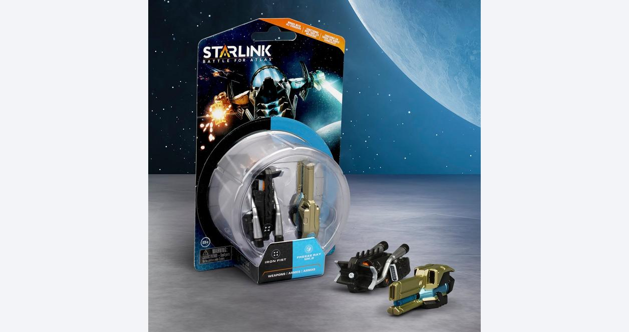 Starlink: Battle for Atlas Iron Fist Weapon Pack