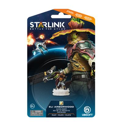 Starlink: Battle for Atlas Pilot Pack - Eli Arborwood