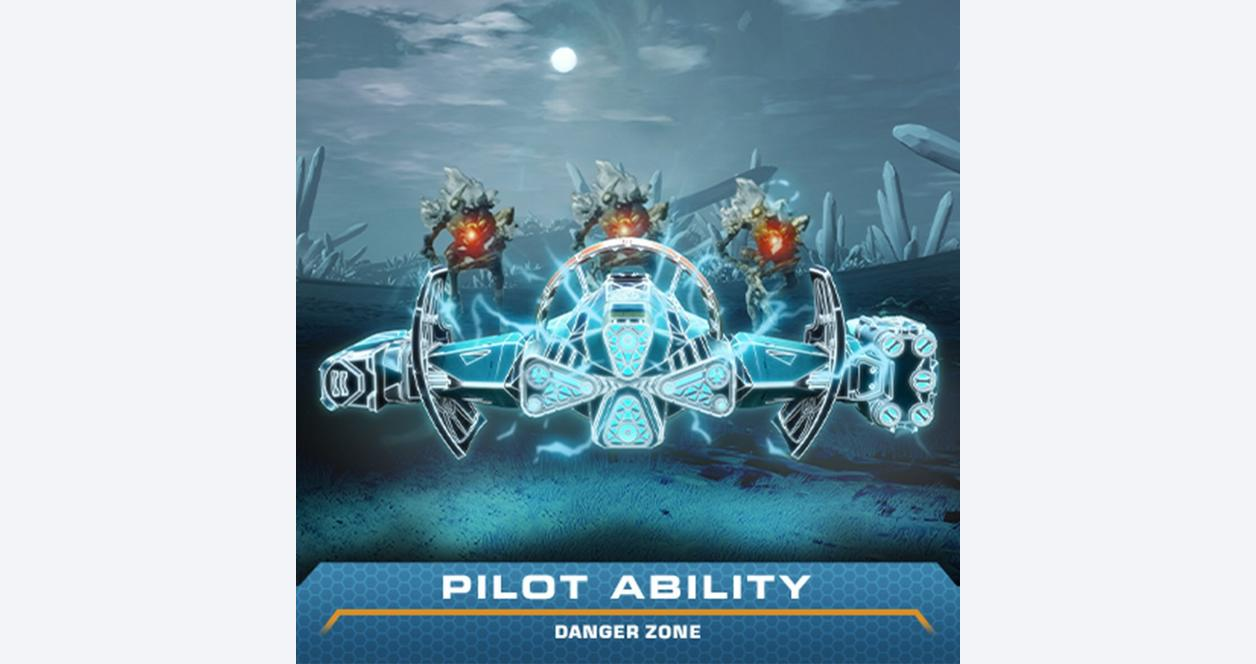 Starlink: Battle for Atlas Pilot Pack - Levi McCray